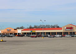 Indian Trail Shopping Center: