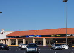 Danville Manor Shopping Center: