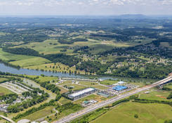 Two Rivers Outlet Shops: