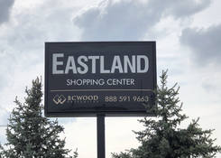 Eastland Shopping Center: